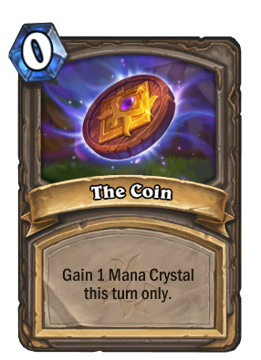 The Coin Card Image
