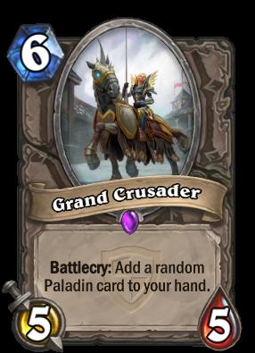 Grand Crusader Card Image