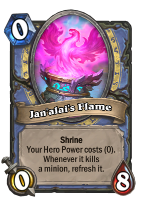 Jan'alai's Flame Card Image