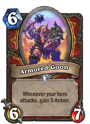 Armored Goon Card Image