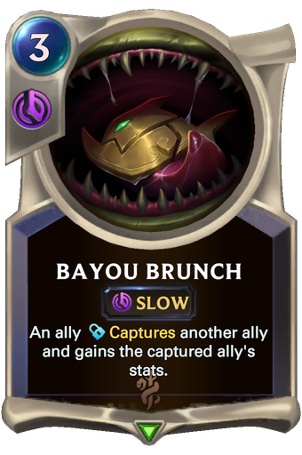 Bayou Brunch Card Image
