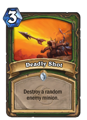 Deadly Shot Card Image