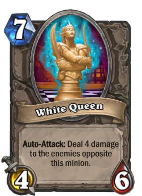 White Queen Card Image