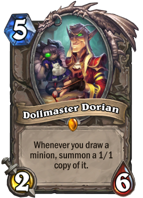 Dollmaster Dorian Card Image