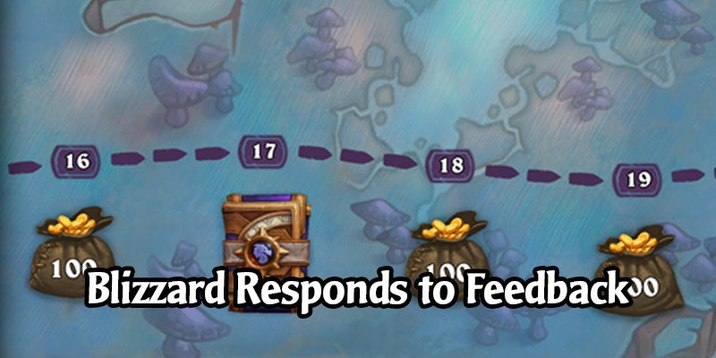Blizzard Responds to Hearthstone Battle Pass Experience Concerns