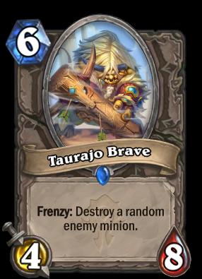 Taurajo Brave Card Image