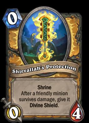 Shirvallah's Protection Card Image