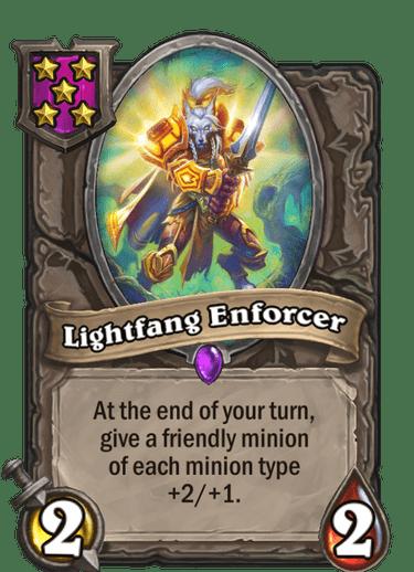 Lightfang Enforcer Card Image