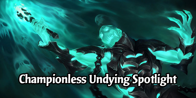 Get Bloody, Get Paid!  A Guide to Runeterra's Championless Undying - Deck Spotlight
