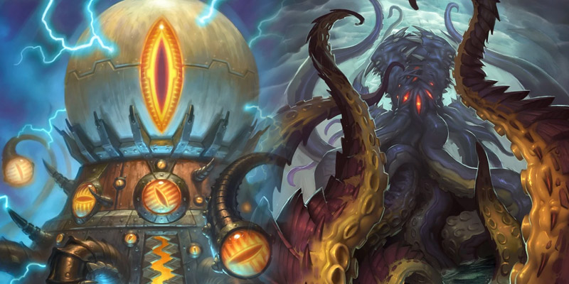 Weekend Wild Hearthstone Decks - Mecha'thun Rogue, Big Spell Shaman, N'Zoth Warlock, & More!