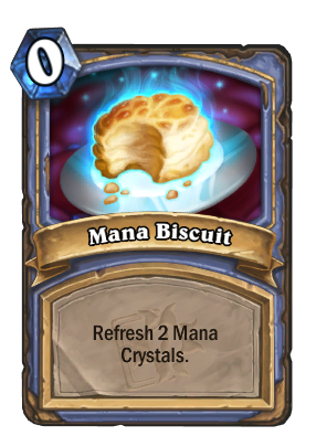 Mana Biscuit Card Image