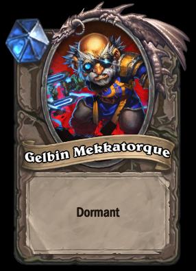 Gelbin Mekkatorque Card Image