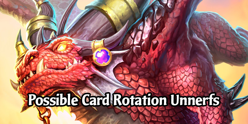 Nerf Reverts Next Year? Our Top 5 Card Picks That Blizzard Should Buff Back