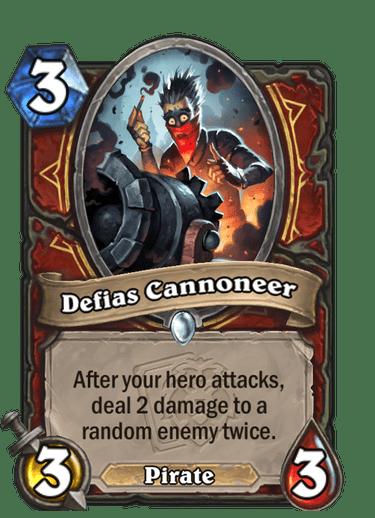 Defias Cannoneer Card Image