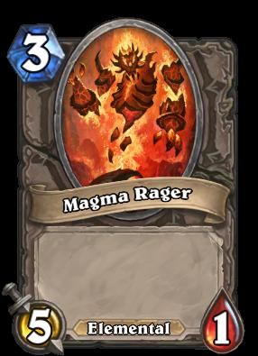 Magma Rager Card Image
