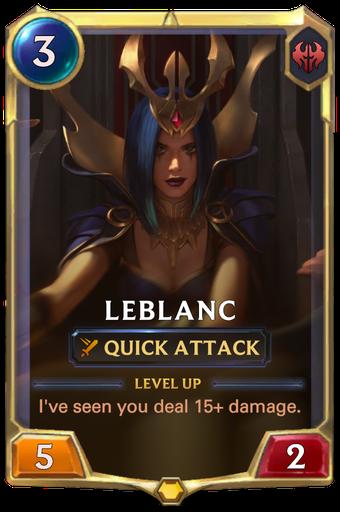 LeBlanc Card Image