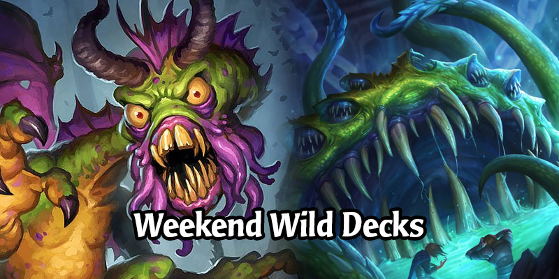 A Wild Hearthstone Weekend Featuring Battlecry Shaman, Libram Paladin, Totem Shaman, and More!