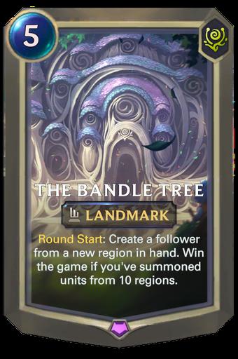 The Bandle Tree Card Image