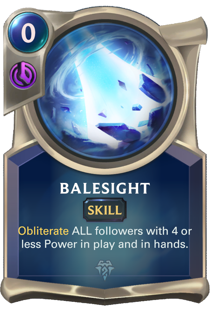 Balesight Card Image