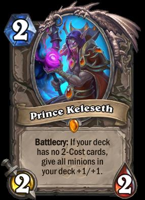 Prince Keleseth Card Image