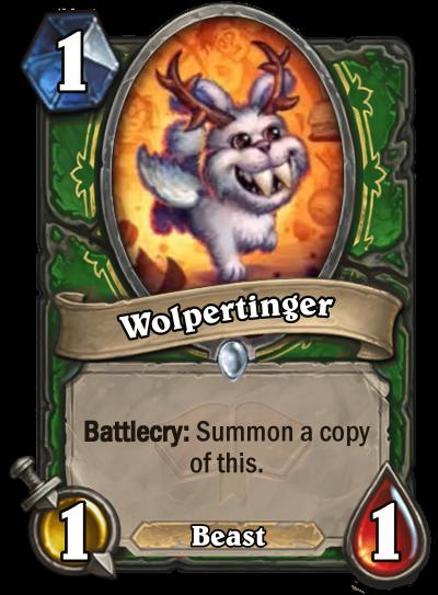 Wolpertinger Card Image