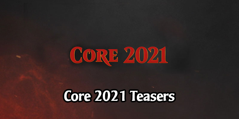 We've Got a Teaser for Magic's Upcoming Core 2021 Set!