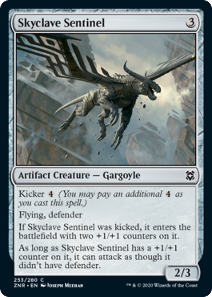 Skyclave Sentinel Card Image