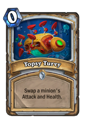 Topsy Turvy Card Image