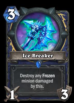 Ice Breaker Card Image