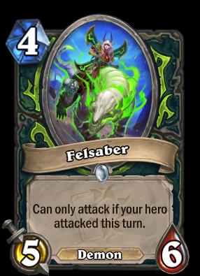 Felsaber Card Image