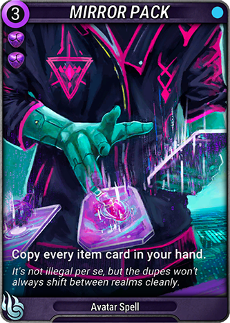 Mirror Pack Card Image