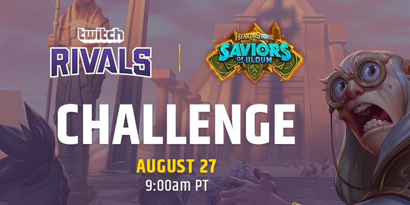 Twitch Rivals Team Arena Challenge August Survival Guide