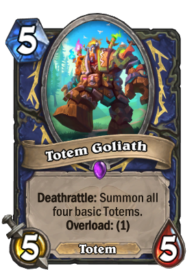 Totem Goliath Card Image