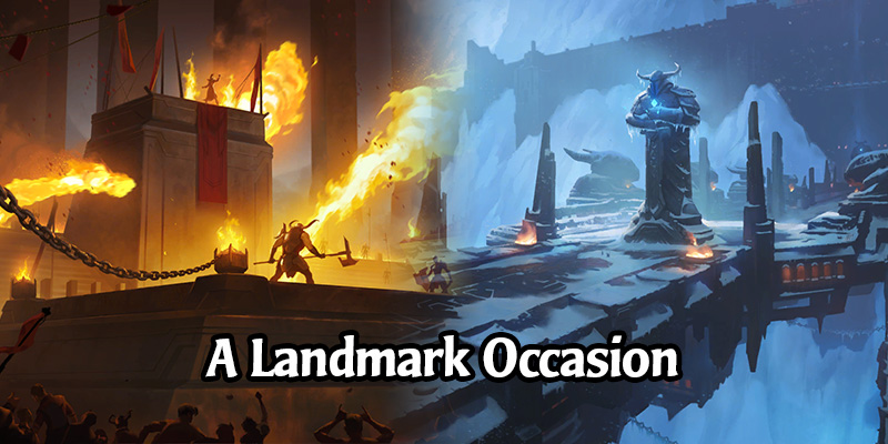 """Experimenting with Legends of Runeterra's New Lab, """"A Landmark Occasion"""""""