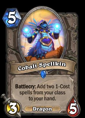 Cobalt Spellkin Card Image