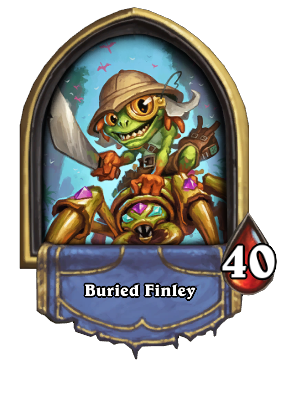 Buried Finley Card Image