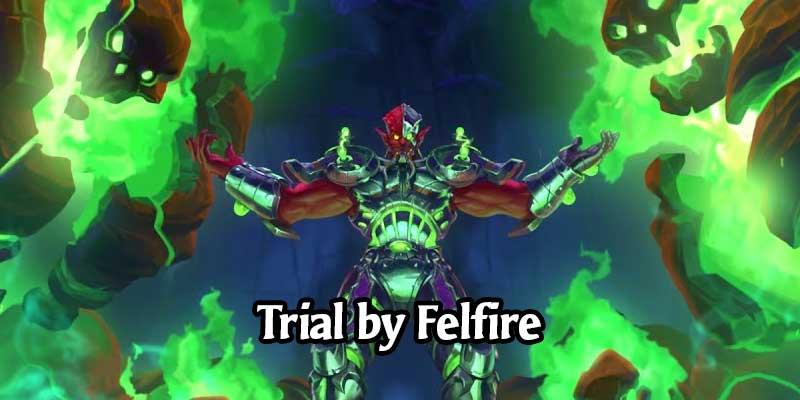 Trial by Felfire, the Ashes of Outland Story, Releases Today!