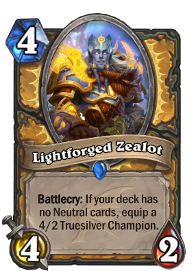 Lightforged Zealot Card Image