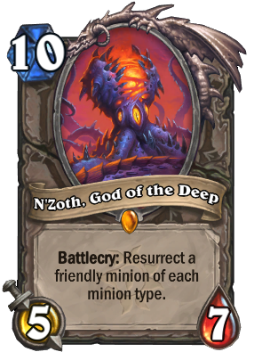 N'Zoth, God of the Deep Card Image