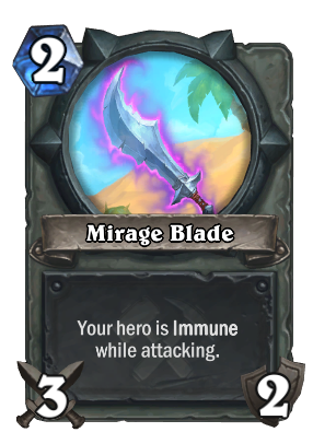 Mirage Blade Card Image