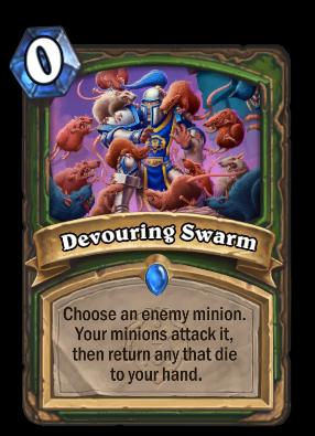 Devouring Swarm Card Image
