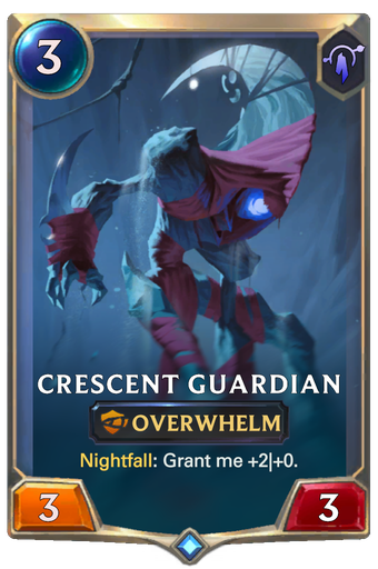 Crescent Guardian Card Image