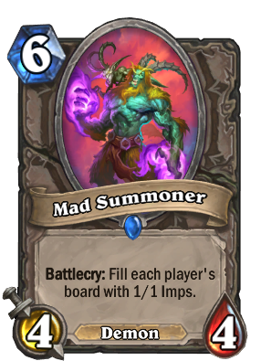 Mad Summoner Card Image