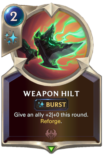Weapon Hilt Card Image