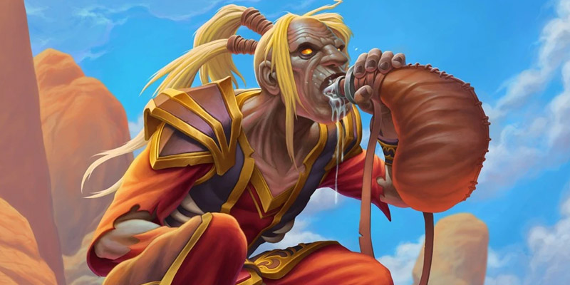 Our Thoughts on Hearthstone's Mid-May Forged in the Barrens Card Nerfs Including Crabrider