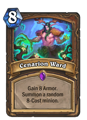 Cenarion Ward Card Image