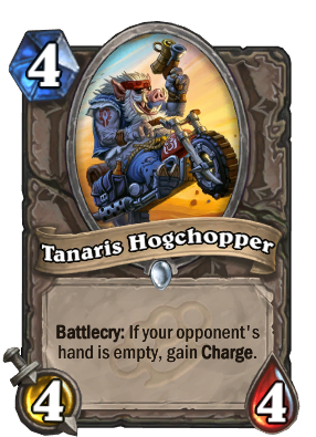 Tanaris Hogchopper Card Image
