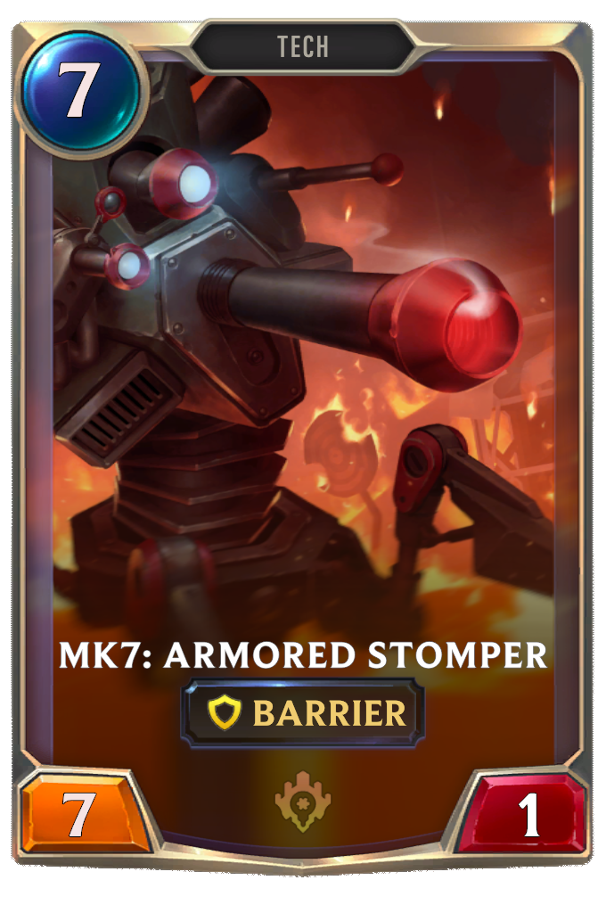 Mk7: Armored Stomper Card Image