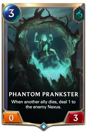 Phantom Prankster Card Image