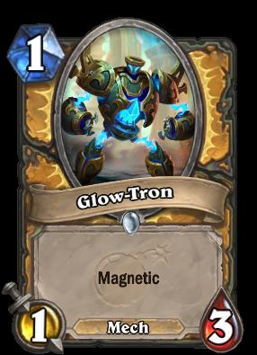 Glow-Tron Card Image